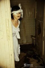 Gurololita (gloomth) Tags: abandoned halloween japan blood dolls wounded gothic goth basement dream fake spooky lolita gloves horror haunting nightmare egl screaming schoolgirl asylum couture bandages howl mental guro gloomth gurololita wwwgloomthcom