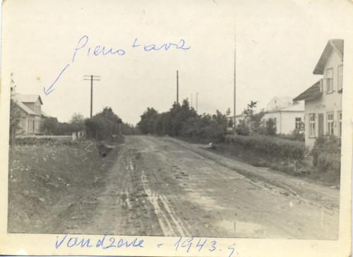 Vandzene 1943