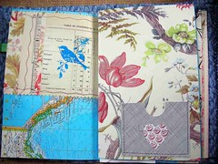 KMDM 8th Page (kmdm8) Tags: day pages journal remains