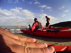 PICT0004 (ShaharEvron) Tags: telaviv kayaking symposium levyam goprosurfhero