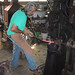 Don Moore - North Fork Forge - Pounding Iron