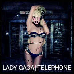 Lady Gaga - Telephone [TFM.6] (netmen!) Tags: 6 monster lady track fame gaga blend the tlephone netmen