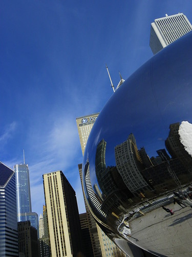 Chicago Cloud Gate - The Bean (11)