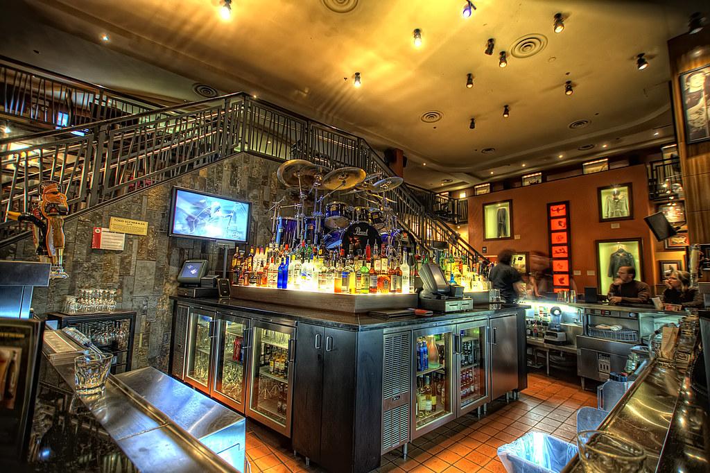Hard Rock Cafe.
