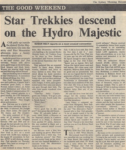 Medtrek convention article