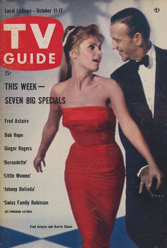 TV Guide October 11-17, 1958