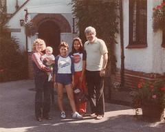 Scotland Visit 1980