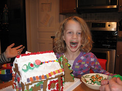 Gingerbread House 2009!
