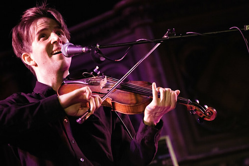Owen Pallett at Union Chapel
