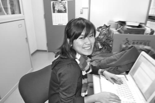 Zhu Dan's Thai labmate