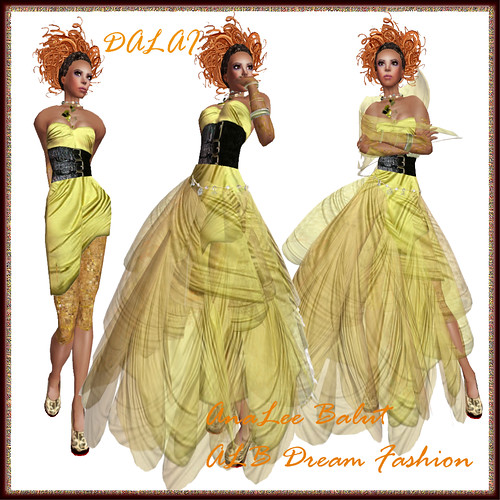 ALB DALAI skirt + jewelry - MONTH FREEBIE - ALB DREAM FASHION