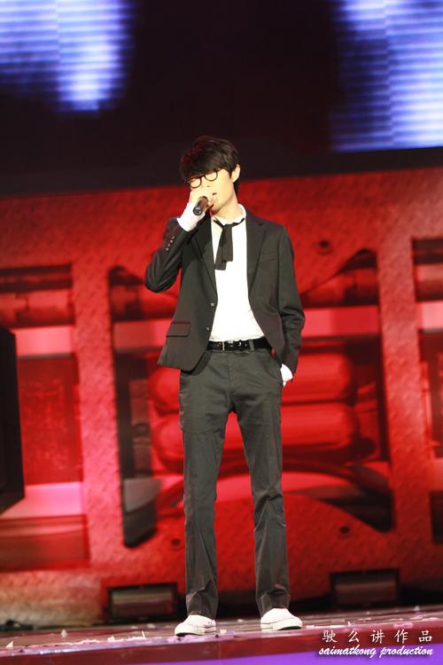 Khalil Fong 方大同 - 至尊流行榜頒獎典禮