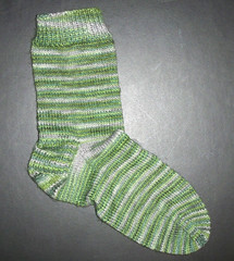 Mackintosh - Basic sock - Misty Highlands