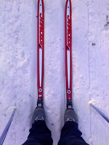 168 skis XC3