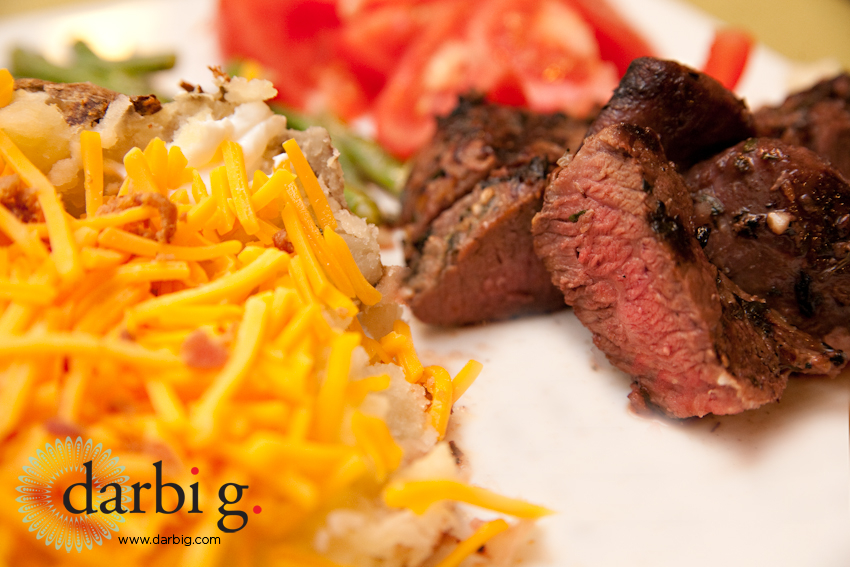 tarragon grilled steak-165