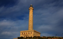 Lighthouse of Cabo de Palos (Lifel-Mod) Tags: sea espaa canon eos mar spain best murcia 450 cartagena calblanque lifel 7idu5