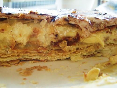 napoleon pastry (mille feuille) - 32