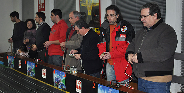 Campeonato de Grupo C – Slot.it