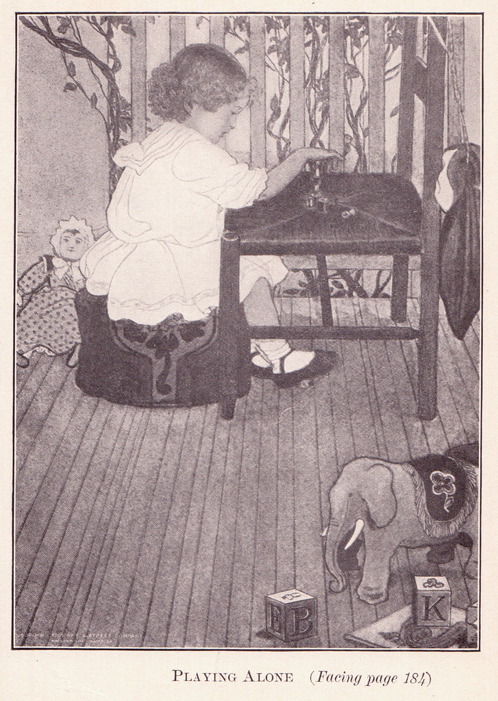 Child playing page 184