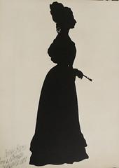 Fanny Brawne (1800-1865) (Marie-Hélène Cingal) Tags: selfportrait france southwest autoportrait 40 johnkeats landes sudouest aquitaine brightstar autoritrato cagnotte janecampion paysdorthe fannybrawne