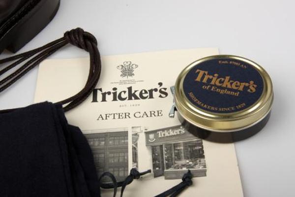 Trickers Staw 12