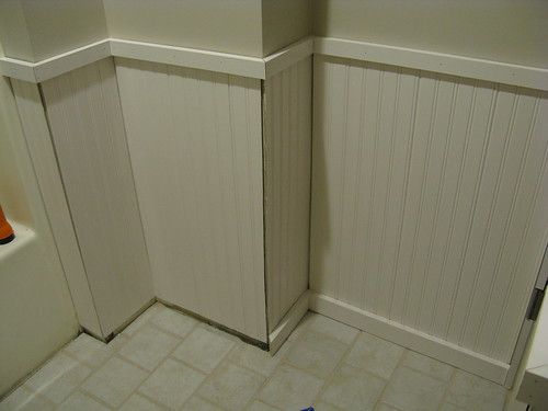 Bathroom Beadboard Height Images Frompo