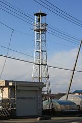 小山の火の見櫓(坂戸市)