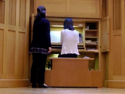 SDA大阪センター教会のパイプオルガン・アフタヌーン・コンサート 天満