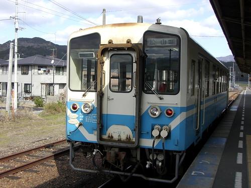 キハ32形気動車/KiHa 32 Series DMU