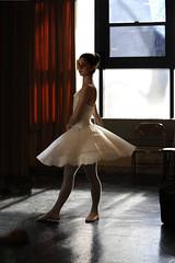 winter light (Rick Elkins) Tags: ballet woman window girl dance costume ballerina bravo rehearsal candid curtain dancer practice backstage soe tutu mywinners anawesomeshot infinestyle