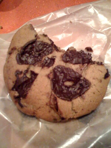 Village Tart chocolate chip cookie