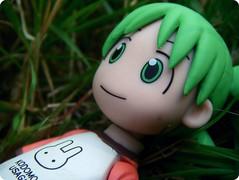 Daydream Believer (Yoshi Gizmo) Tags: girl toy japanese doll figure collectable yotsuba revoltech