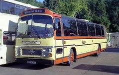 'Burt' (Renown) Tags: buses somerset executive ealing coaches taunton bests reliance westham aec bishopslydeard plaxton singledecker yelloway quantockmotorservices teamcoach supremeiii grayway ah760 6u3zr bur438t mkivfront ymj554s