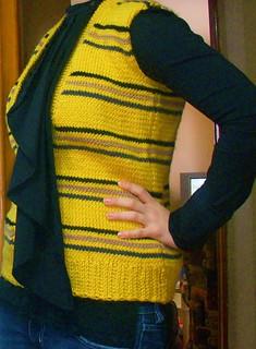 Ravelry Berry Pretty Vest Pattern By Craft Yarn Council