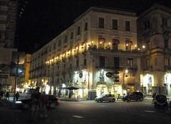 Catania - Piazza Stesicoro (Luigi Strano) Tags: italy europa europe italia sicily catania sicilia regionalgeographicsicilia rgsstreetphotography