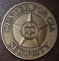 CIA medal Center for CIA Security
