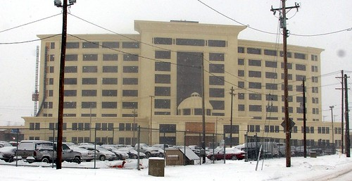 Cuyahoga County Juvenile Justice Center