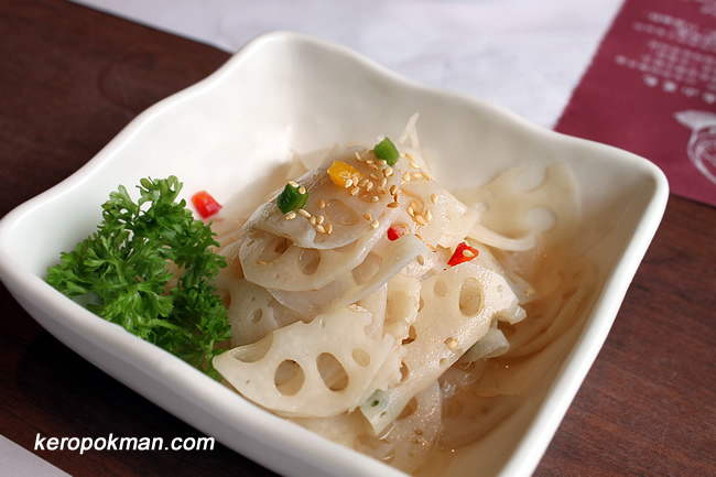 Pickled Lotus Roots