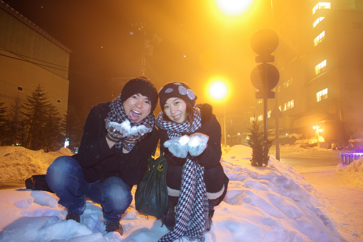 北海道-白色戀人