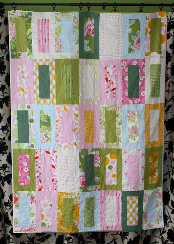 Nicey Jane Quilt front