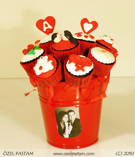 Aşk Kapkekleri (Love Cupcakes)