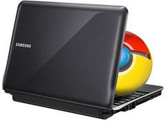 Samsung N210 with Chrome