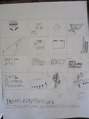 ICF Logo Concepts (William Roth) Tags: logo design thumbnails concept