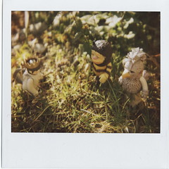 where the wild things are (bobby stokes) Tags: max film polaroid kubrick toycamera lofi instant analogue expired wherethewildthingsare sendak trashcam polaroidspectramb