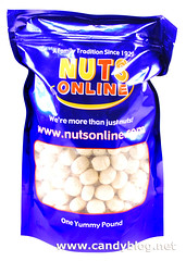 Nuts Online Naked Malted Milk Balls