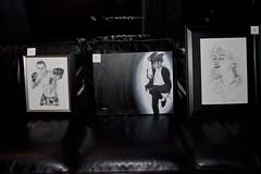 Mainstay Art Show 2.17.10 (dkfx photography) Tags: canon artwork paintings solo spraypaint artshow 1dmark2 1dmk2 1dmarkii soloartist sigma2470f28 toddhenderson soloartwork mainstayartshow