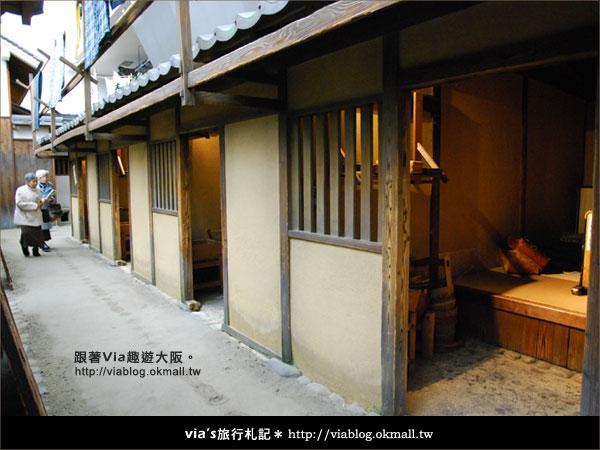 【via關西冬遊記】大阪生活今昔館(又名:大阪市立人居博物館)13