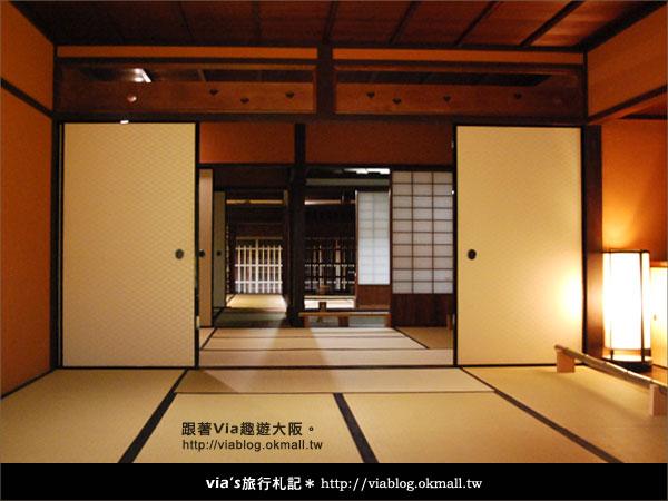 【via關西冬遊記】大阪生活今昔館(又名:大阪市立人居博物館)16