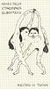 Crosspollinate #1 (cynthiamerhej) Tags: lebanon illustration ancient drawing middleeast surreal doodle language mutation humananatomy centralsaintmartins polliantion cynthiamerhej