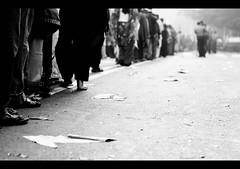 (Kazi Ashraful Alam) Tags: city morning bw blackwhite university monochromatic du dhaka grayscale bangladesh minar 2010 shaheed 50mmf18 dhakauniversity shaheedminar canon450d 21february internationalmotherlanguageday utsob